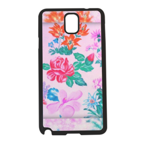 Flowers Cover Samsung Galaxy note 3
