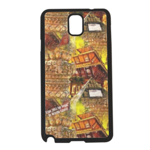 Nepal Padiglione Expo 2 Cover Samsung Galaxy note 3