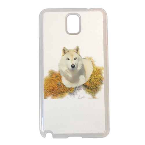 Mon Loup Expecto Patronum Cover Samsung Galaxy note 3