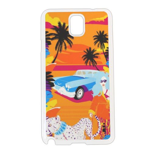 Rich Summer  Cover Samsung Galaxy note 3