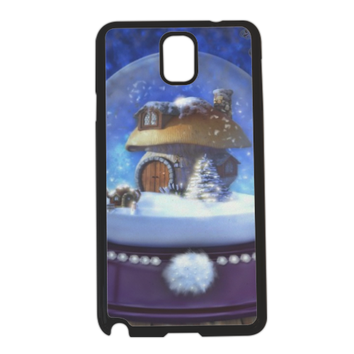 Globo di Neve Fantasy Cover Samsung Galaxy note 3