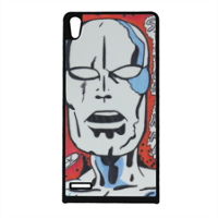 SILVER SURFER 2012 Cover Huawei Ascend p6