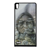 Sitting Bull Hero one Cover Huawei Ascend p6