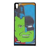 THE COMPOSITE SUPERMAN Cover Huawei Ascend p6
