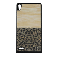 Bamboo Gothic Cover Huawei Ascend p6