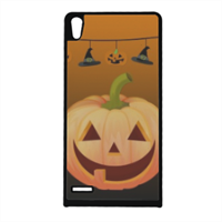 Halloween Cover Huawei Ascend p6