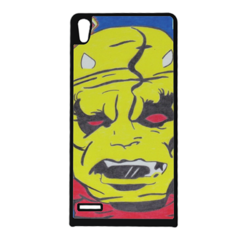 DEMON 2015 Cover Huawei Ascend p6