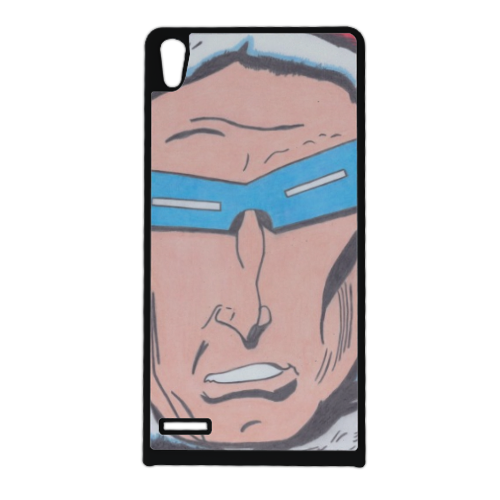 CAPITAN GELO Cover Huawei Ascend p6