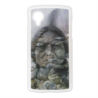 Sitting Bull Hero one Cover Google Nexus 5