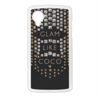 Glam Like Coco Cover Google Nexus 5