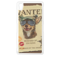 Wanted Rambo Dog Cover Sony Xperia Z2