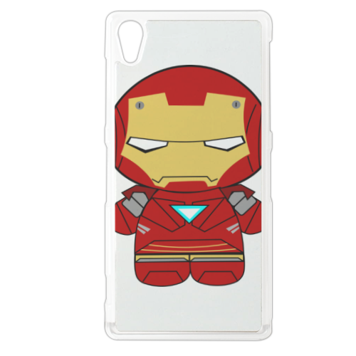 Team Ironman Cover Sony Xperia Z2