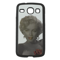 Marilyn Portrait Cover Samsung Galaxy Core