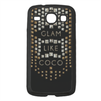Glam Like Coco Cover Samsung Galaxy Core