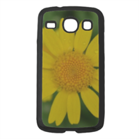 gocce in giallo Cover Samsung Galaxy Core