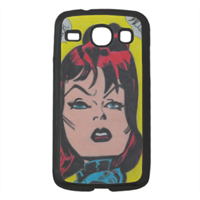 BLACK WIDOW Cover Samsung Galaxy Core