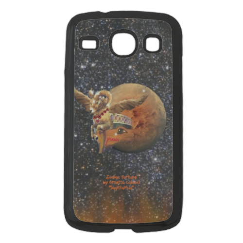 Zodiac Fortune Ari Cover Samsung Galaxy Core