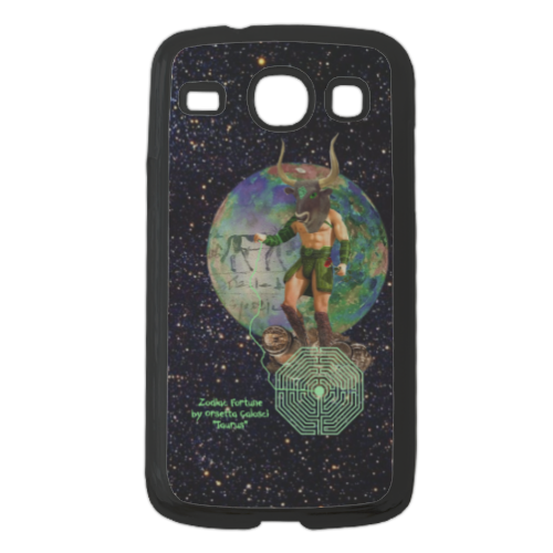 Zodiac Fortune Tau Cover Samsung Galaxy Core