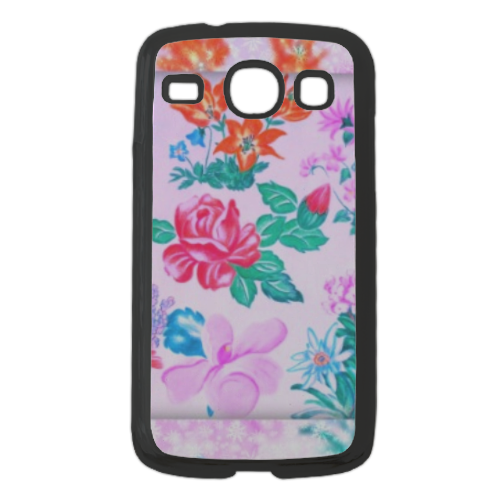 Flowers Cover Samsung Galaxy Core
