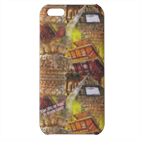 Nepal Padiglione Expo 2 Cover iPhone 5c stampa 3D