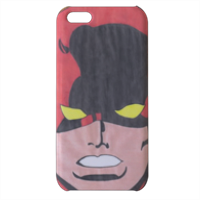 DEVIL 2013 Cover iPhone 5c stampa 3D