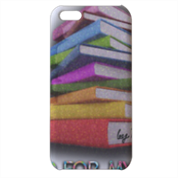 FOOD FOR MY SOUL Cover iPhone 5c stampa 3D
