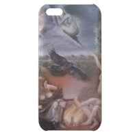 + Eul Masques Eud Vouns + Cover iPhone 5c stampa 3D