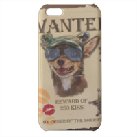 Wanted Rambo Dog Cover iPhone 5c stampa 3D