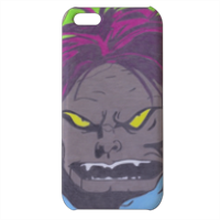 MAN BULL Cover iPhone 5c stampa 3D