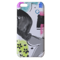 Glamour Cover iPhone 5c stampa 3D
