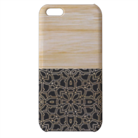 Bamboo Gothic Cover iPhone 5c stampa 3D