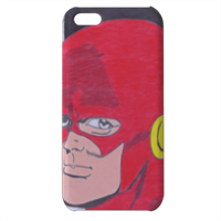 FLASH Cover iPhone 5c stampa 3D