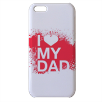 I Love My Dad - Cover iPhone 5c stampa 3D
