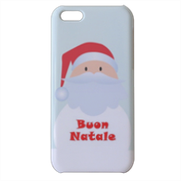 Babbo di neve Cover iPhone 5c stampa 3D
