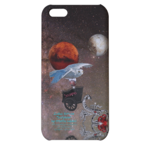 Zodiac Fortune Sco Cover iPhone 5c stampa 3D