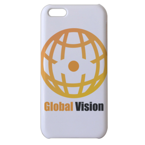 Global vision Cover iPhone 5c stampa 3D