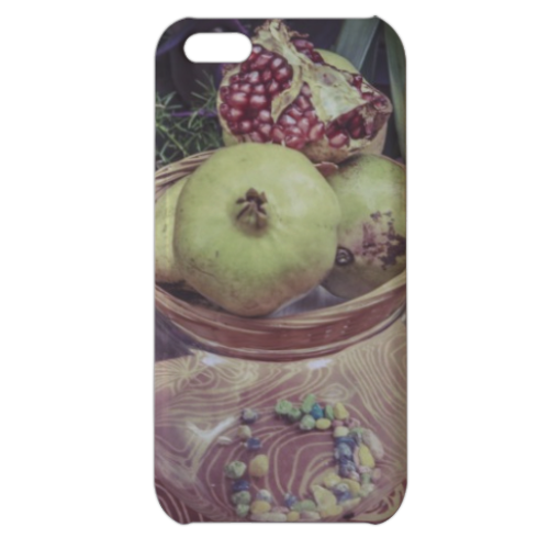 Natura morta Cover iPhone 5c stampa 3D