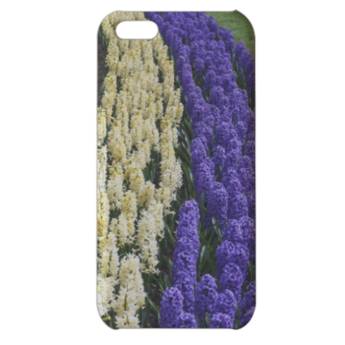 Fiori Cover iPhone 5c stampa 3D