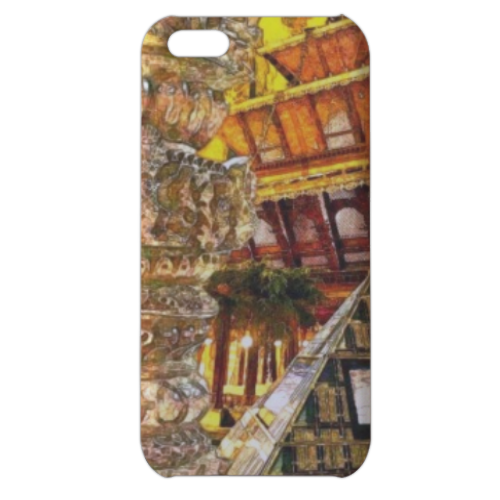 Nepal Padiglione Expo Cover iPhone 5c stampa 3D
