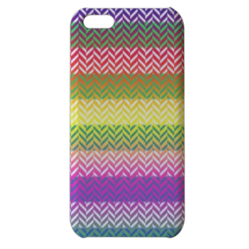 Abstract Cover iPhone 5c stampa 3D