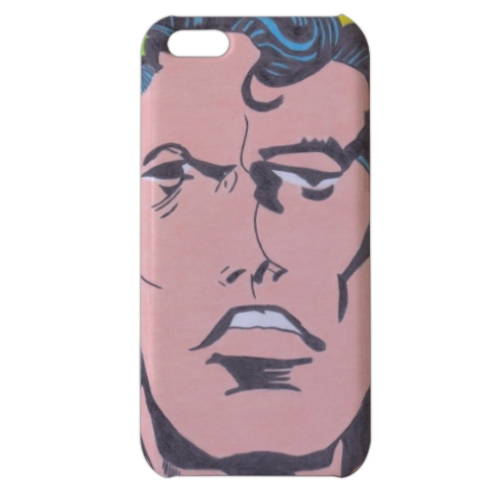 SUPERMAN 2014 Cover iPhone 5c stampa 3D