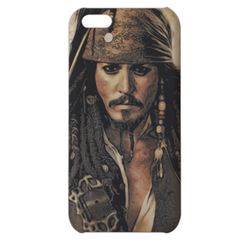 Pirati Cover iPhone 5c stampa 3D