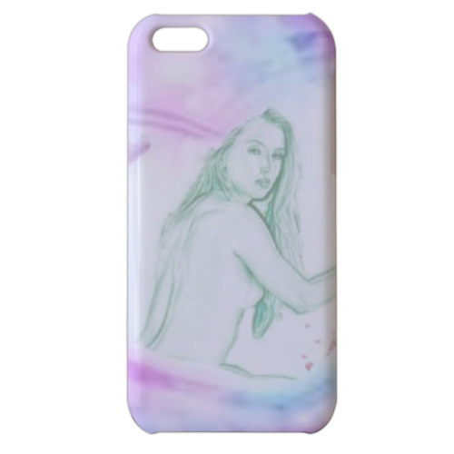 anima nei fior Cover iPhone 5c stampa 3D