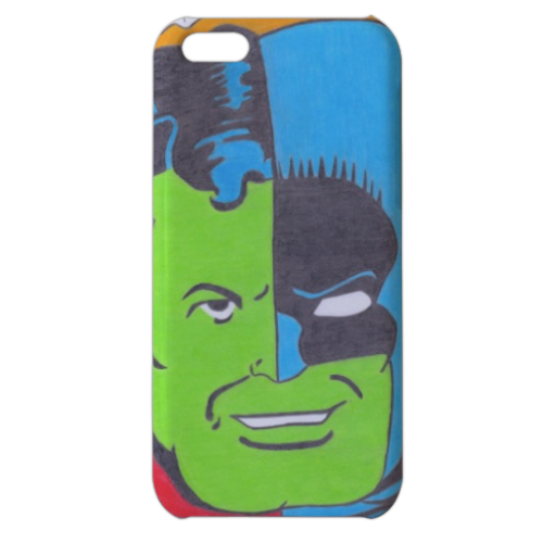 THE COMPOSITE SUPERMAN Cover iPhone 5c stampa 3D