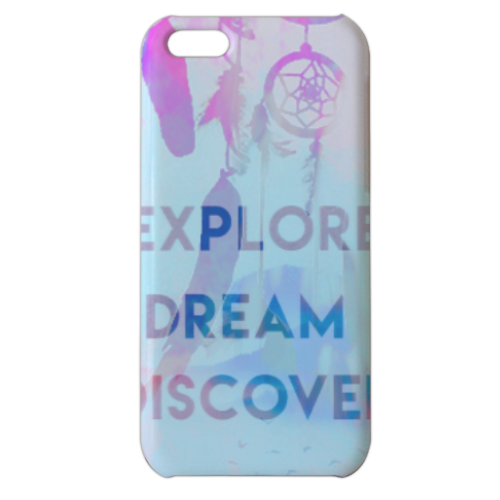 dreamcatcher Cover iPhone 5c stampa 3D