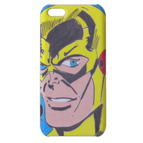 PROFESSOR ZOOM Cover iPhone 5c stampa 3D