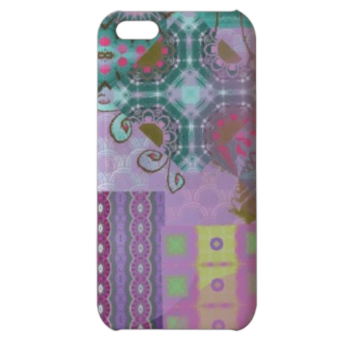 Astratto colorato Cover iPhone 5c stampa 3D