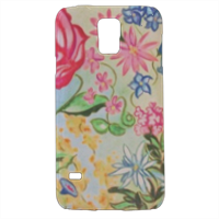 New Flowers Cover samsung Galaxy s5 3D