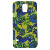 Flowers Cover samsung Galaxy s5 3D