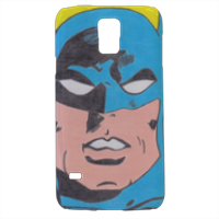BATMAN 2014 Cover samsung Galaxy s5 3D
